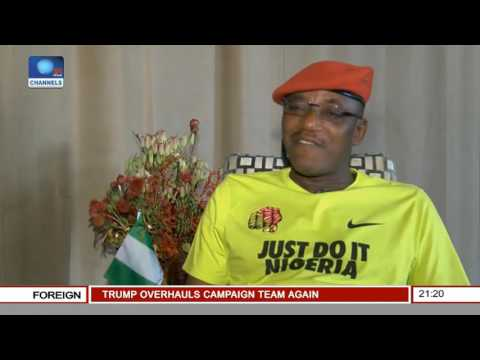 Sports Tonight: Dalung Wants More Support For Team Nigeria