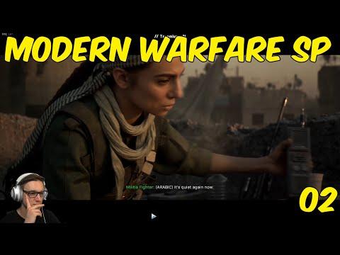 Going Dark - Modern Warfare Campaign (02)