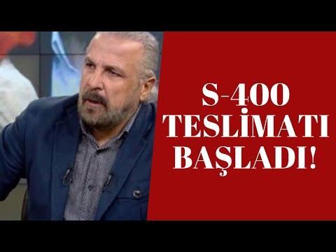 S-400 TESLİMATI BAŞLADI!