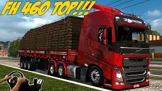 NEW FH 460 TOP CARREGADO DE BATATA - NORDESTE - VOLANTE G27!!!
