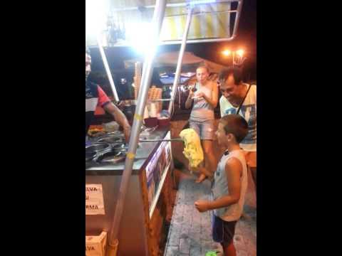 ice cream in kyrenia cyprus