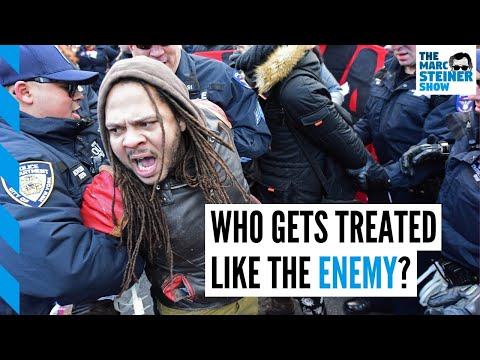 From Standing Rock and J20 to the US Capitol: Who gets treated like the enemy?