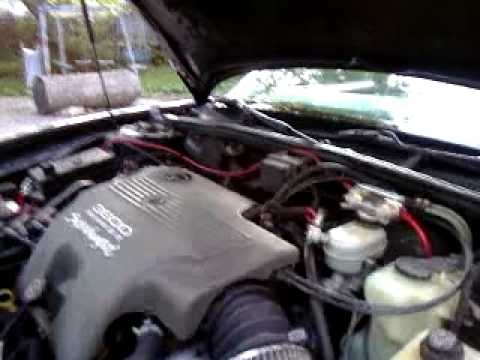 seafoam treatment on my 1997 supercharged buick park avenue ultra seafoam treatment on my 1997 supercharged buick park avenue ultra