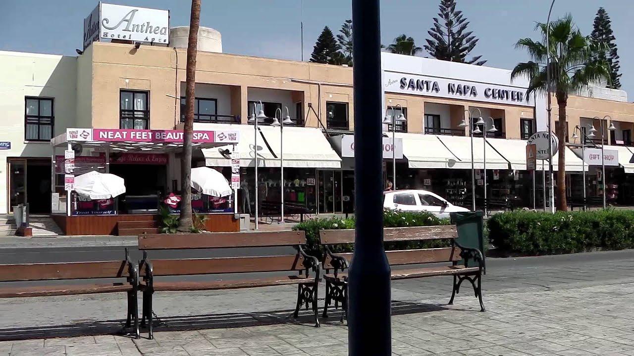 Shopping Street - The Strip, Ayia Napa, Cyprus - Youtube-2416