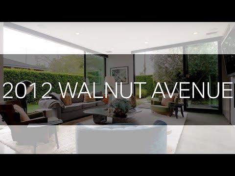 Private Architectural Escape in Prime Venice: 2012 Walnut Avenue, Venice, CA 90291