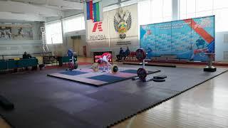 Чемпионат Коми 27 04 19 г Фролов Эдуард 1м