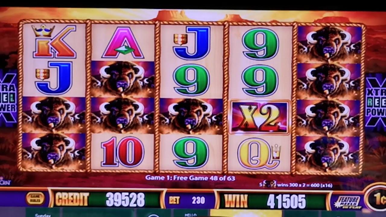 Buffalo gold slots big wins videos