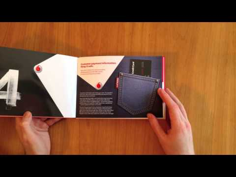 Vodafone Privacy Book -- Explained