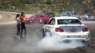 How to Impress a Car Girl: DRIFT AROUND HER
