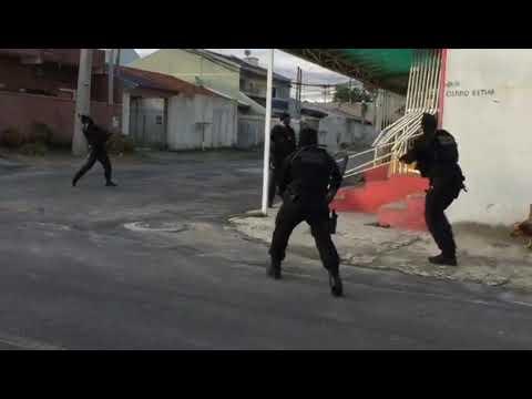 AÇÃO DA POLICIA FEDERAL E RECEITA FEDERAL