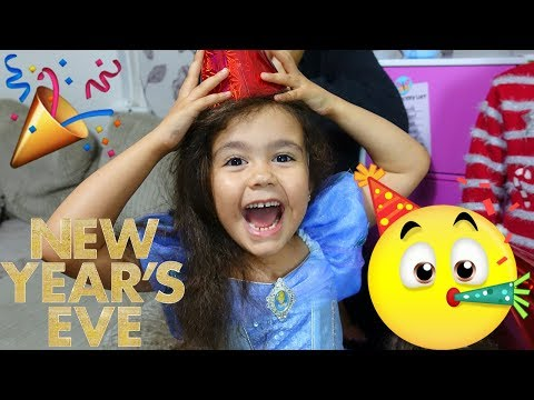 NEW YEAR'S EVE CRAZY CELEBRATIONS!🎉 #46 VLOG