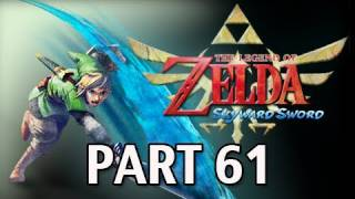 Legend of Zelda Skyward Sword - Walkthrough Part 61 Gate of Time Let