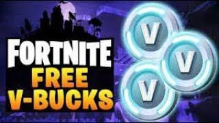 *NEW* FORTNITE V BUCKS GLITCH ! Ps4/Xbox/Pc-- 100% Working-- Get Any Item For FREE!