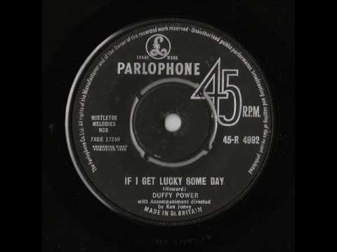 Duffy Power - If I Get Lucky Some Day (Parlophone UK)
