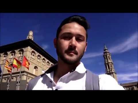 Zaragoza, España, Agosto 2016 - Trip to Zaragoza, Spain 2016