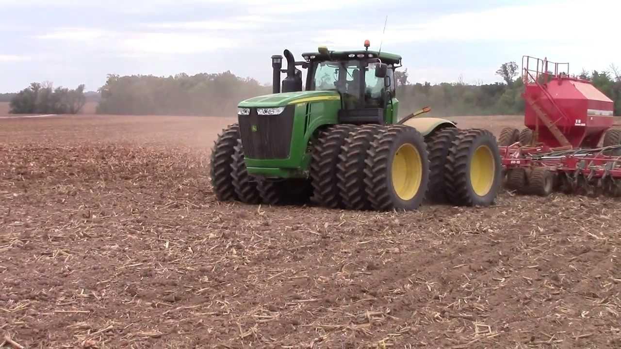 john deere 9560r tractor  youtube