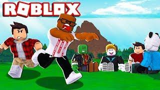 DUCK DUCK GOOSE IN ROBLOX!? | Roblox: Duck Duck Goose