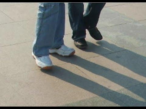Istanbul, Eminönü (only feet)