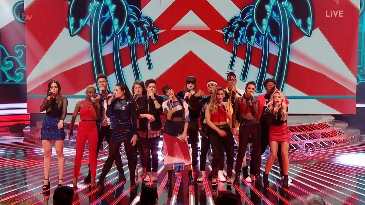 The X Factor UK 2016 Live Shows Week 4 Results Contestant ...