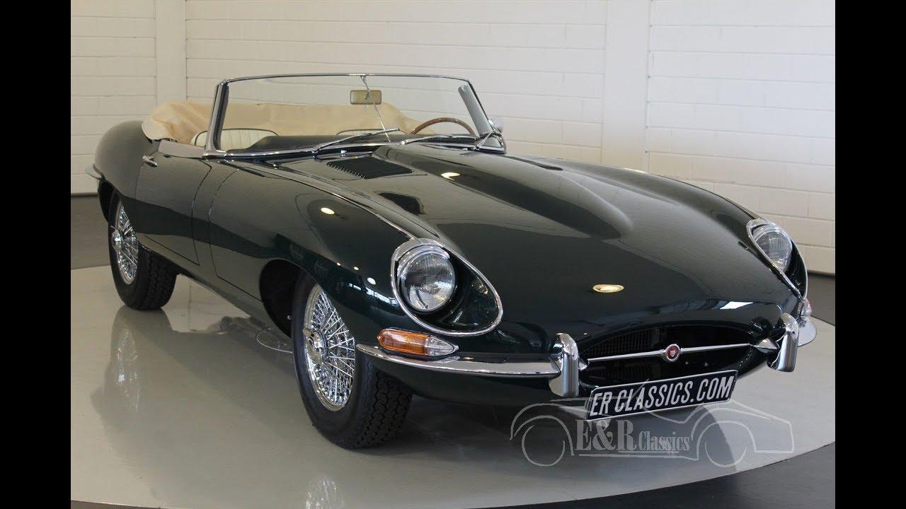 jaguar e type series 1 5 cabriolet 1968 video www. Black Bedroom Furniture Sets. Home Design Ideas