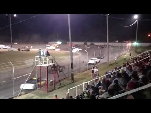 Factory Stock Feature @ Superbowl Speedway  07-30-16