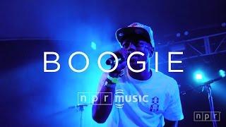 Boogie SXSW 2015 | NPR MUSIC FRONT ROW