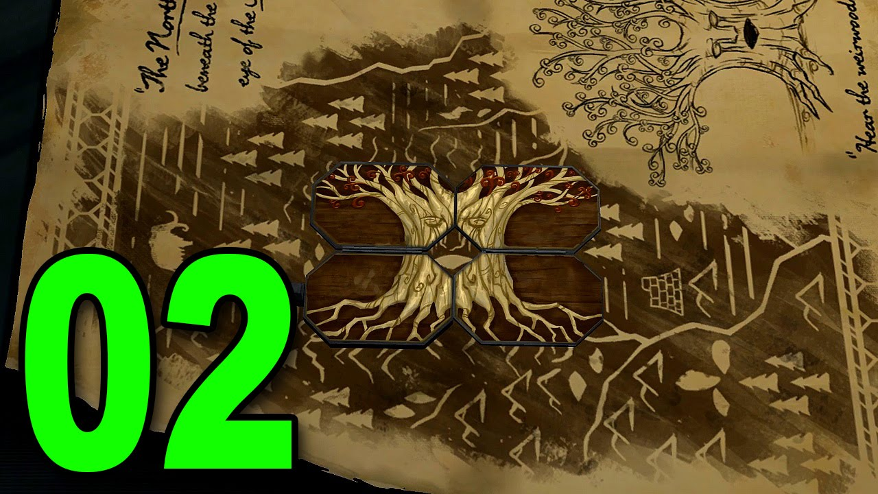 game of thrones episode 3 part 2 a secret map lets play