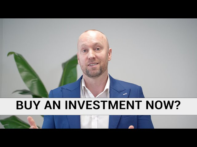 WHEN TO BUY AN INVESTMENT PROPERTY 🏡