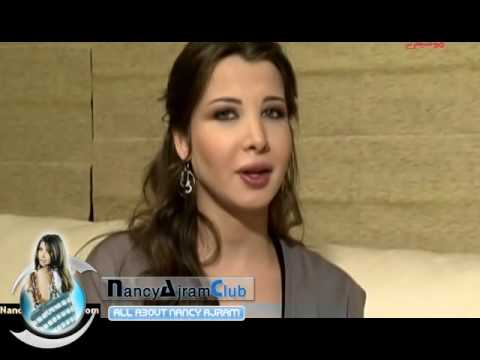 Nancy Ajram Interview The Manager 09