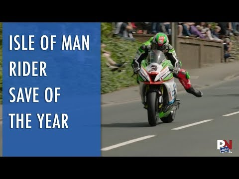 Rider Wins The Save Of The Year Award