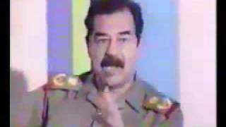 صدام حسين والحكام العرب وبني صهيون
