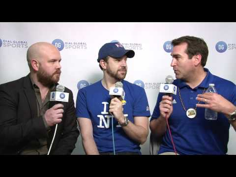 Final Four Interview: Jason Sudeikis and Rob Riggle