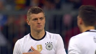 Toni Kroos vs Italy (H) 15-16 1080i HD
