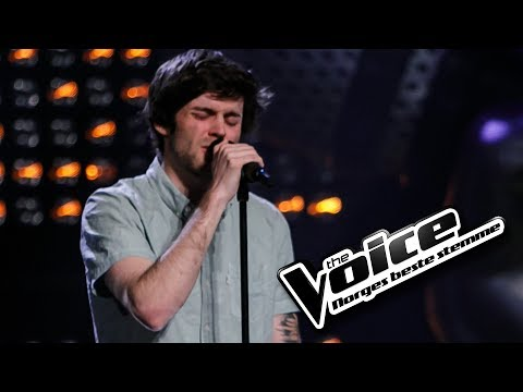 Marius Brustad - Coconut Skins | The Voice Norge 2017 | Blind Auditions