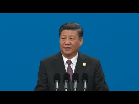 Full video: Xi Jinping calls on countries to seek shared growth at 2nd BRF