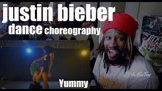 ==((Yummy-Justin Bieber) Dance choreography))==Reaction