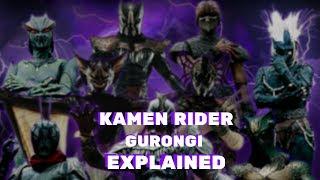 Kamen Rider Kuuga Gurongi EXPLAINED thumbnail