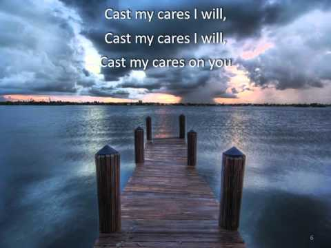 Cast My Cares ~ Finding Favour ~ lyric video