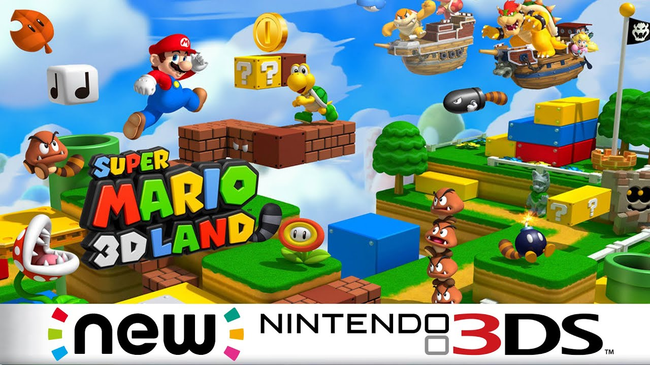 Super Mario 3D Land - Citra