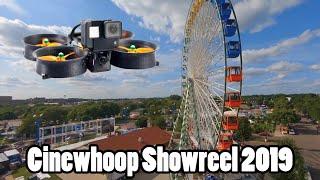 NURK Cinewhoop Showreel 2019