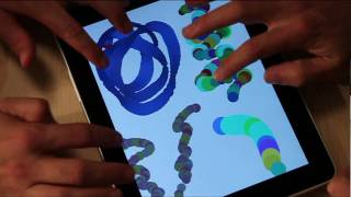 Singing Fingers - Finger Paint with Sound