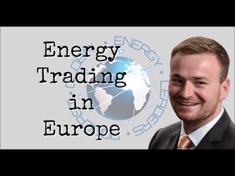 Episode 89 - Energy Trading in Europe - Jan Fousek