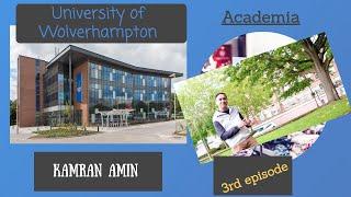 University of Wolverhampton, UK |Top Universities | Academia | Study abroad | Episode 3
