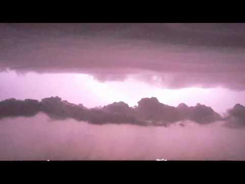 Sky Lights (Qatar Thunder Storm)  -  أنوار السماء عاصفة رعدية
