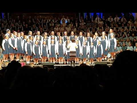 Holy Cross School Senior Choir