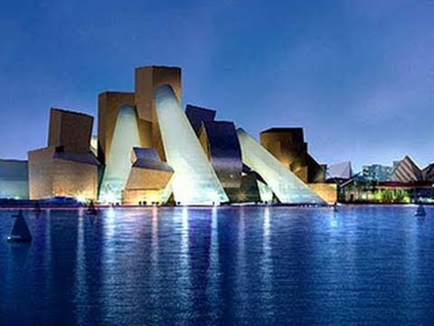 Frank Gehry Project to House World Art in Abu Dhabi