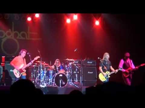 Foghat   Mumbo Jumbo   Live at San Mateo County Fair   June, 10, 2012