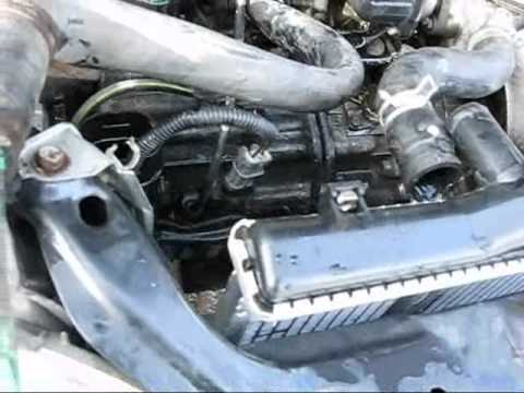 Flushing A Cooling System For Blue Devil Head Gasket Repair Youtube