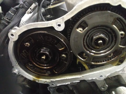 Mercedes-Benz дефектовка мотора #m272. Ч2. M272 Balance Shaft Repair