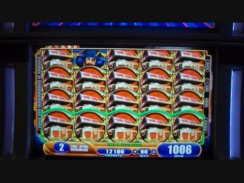 Pirate Ship - FULL SCREEN WILDS - SUPER MEGA HUGE GIANT BIG WIN - Slot Machine Bonus Round